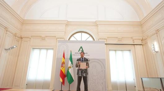 ¿A qué hora anuncia Moreno el endurecimiento de las medidas en Andalucía?