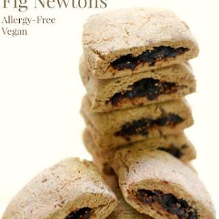 Homemade Gluten-Free Fig Newtons (Vegan, Allergy-Free).