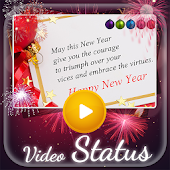 Video Status of New year 2018