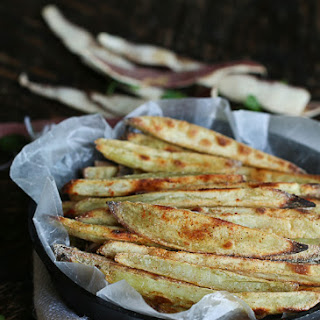 Japanese Sweet Potato Fries.