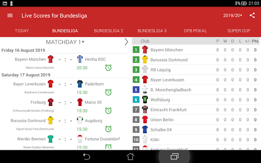 Eintracht Frankfurt Programm Bundesliga 2019//20 FC Union Berlin