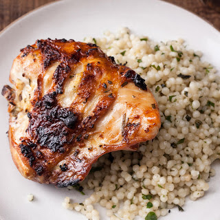 Easy Broiled Chicken Breasts.