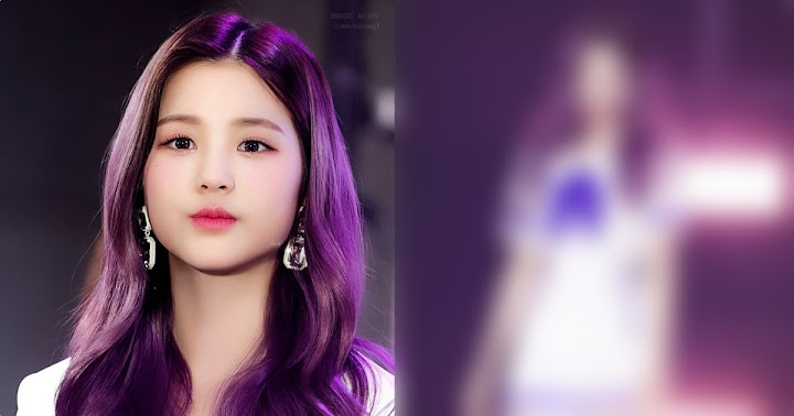 IZ*ONE's Jang Wonyoung Looks Like She Jumped Out Of Anime In