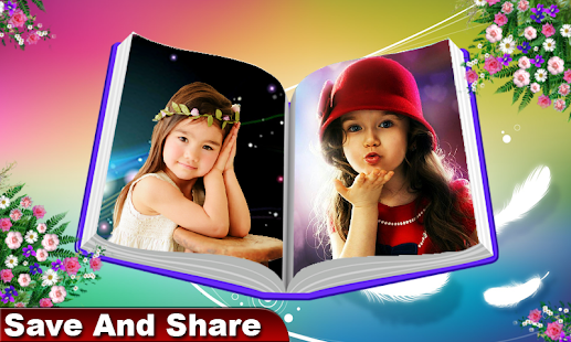 photobook dual frames screenshot thumbnail - Dual Picture Frame