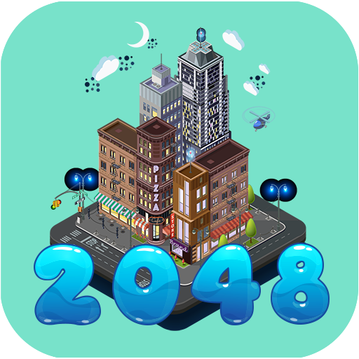 2048 CITYBUILD (game)