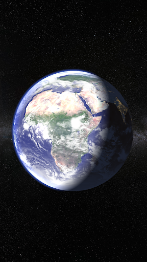Earth Planet 3D Live Wallpaper  screenshots 1