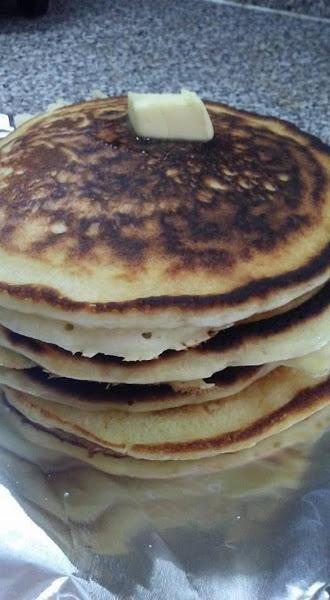 Easy Lemon Ricotta Pancakes Recipe