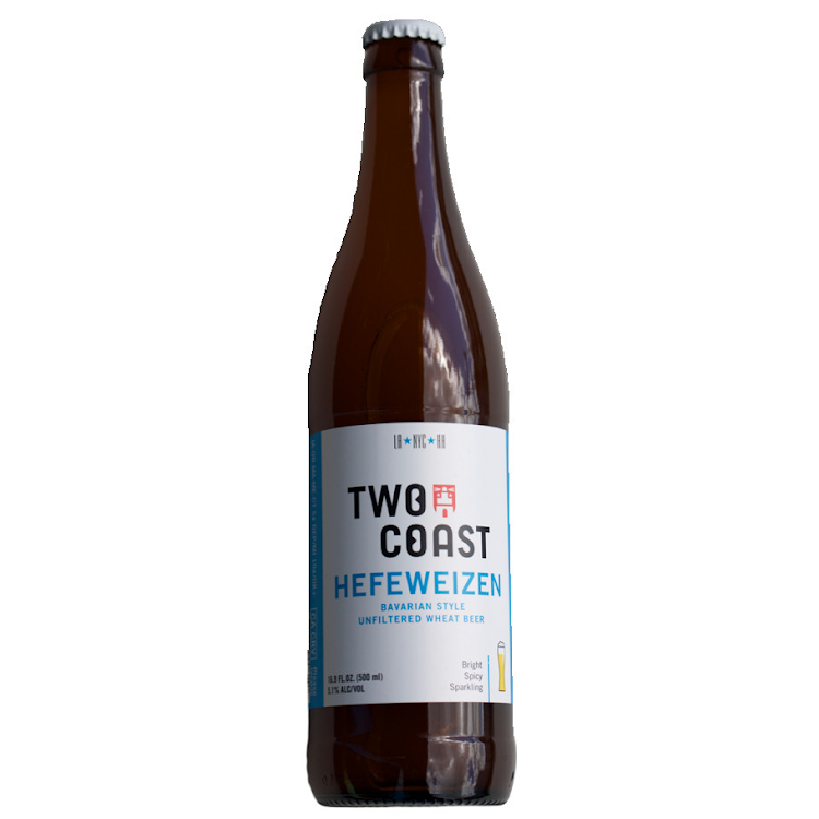 Logo of Two Coast Hefeweizen
