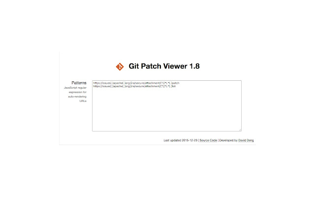 patch file viewer windows