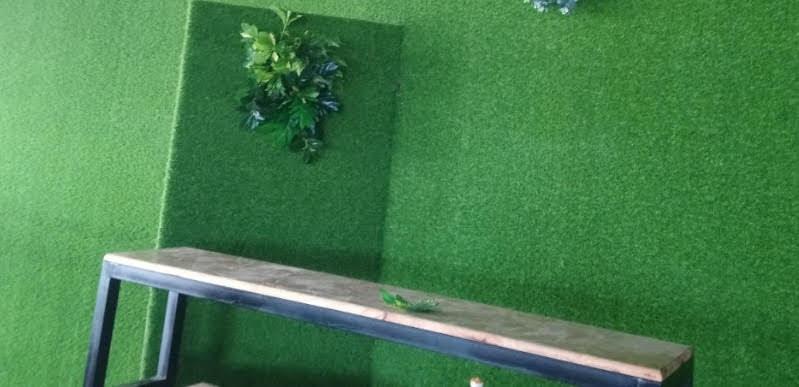 Dùng cỏ nhân tạo cho sân vườn có tốn kém chi phí