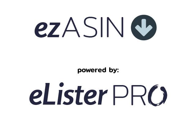 ezASIN powered by eLister Pro
