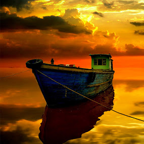 . by Daniel Chang - Transportation Boats (  )