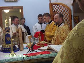 Photo: 04.06 Відвідини парафії владикою Ігорем Возьняком