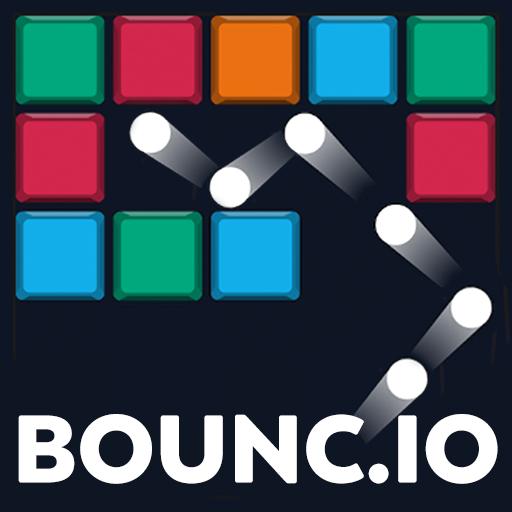 Bounc.io - IO Game Shooting Balls (Unreleased)