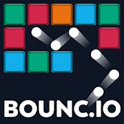 Bounc.io - IO Game Shooting Balls
