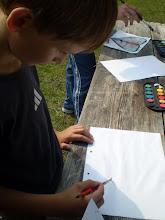 Photo: Čo mám nakresliť?