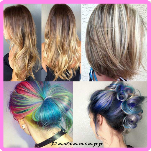 New Trend Hair colors Ideas