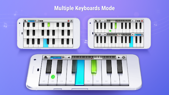 Descargar touch pianist Para PC ✔️ (Windows 10/8/7 o Mac) 2