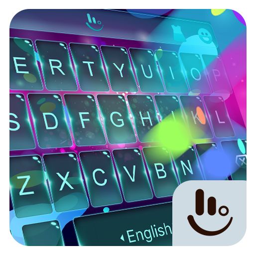 Jelly Diamond Blast Keyboard Theme