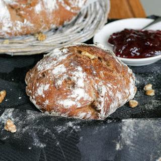Walnut Bread.