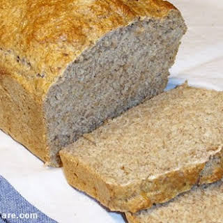 Farmgirl Susan's Almost Too Easy Whole Wheat Beer Bread.