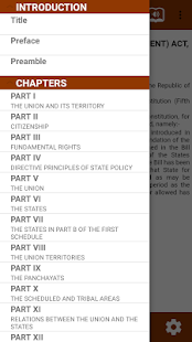 Constitution Of India & Amend.- screenshot thumbnail