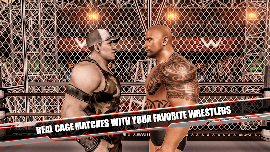 Cage Revolution Wrestling World : Wrestling Game