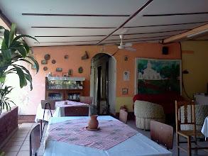 Photo: 8年ぶりに訪れたアレグアのカフェ兼宿
