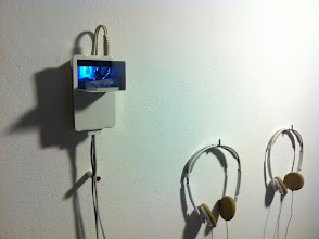 """Photo: Sculpture (2007/09) from """"the possible ties between illness and success"""" 2006-07"""