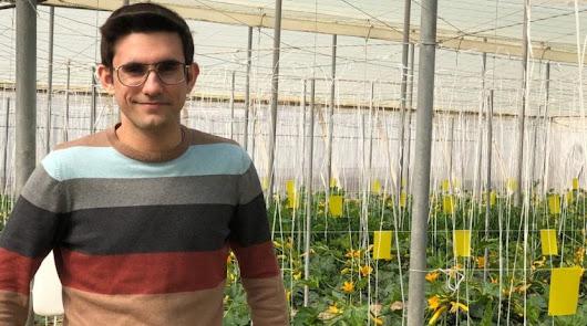 La Universidad de Deusto se rinde a la excelencia de un estudiante almeriense