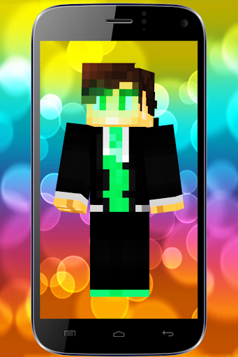 Lets Play skins for Minecraft