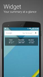 Jiffy - Time tracker Screenshot 7
