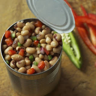 Black-Eyed Pea Salad.