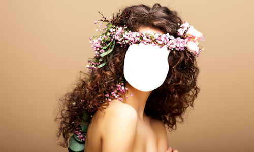 Woman Hair Flowers Editor screenshot 6