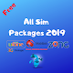 Download All sim Packages 2019 Updated For PC Windows and Mac