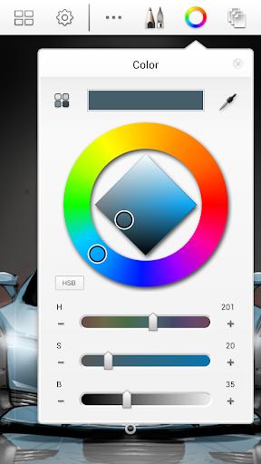 SketchBook Express screenshot 8