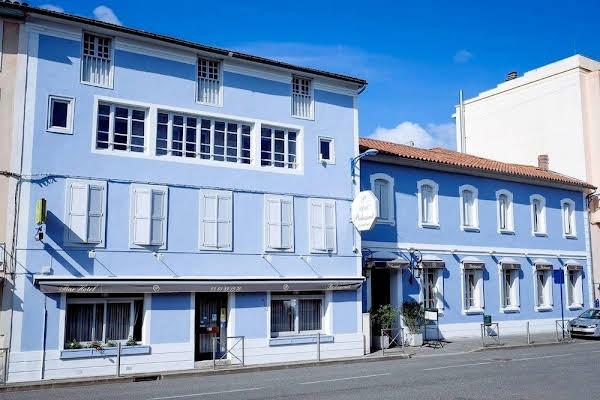 Logis Hôtel Pedussaut
