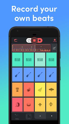 Beat Snap - Music & Beat Maker 2.0.8 Screenshots 4