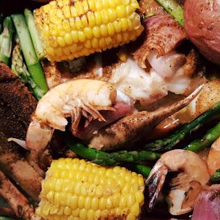 Seafood Platter Recipes.