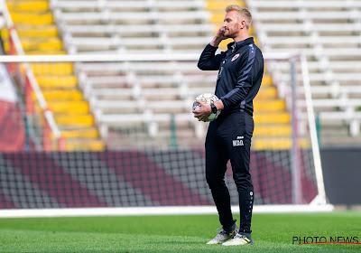 L'entraîneur adjoint de l'Antwerp ne devrait finalement pas rester au club