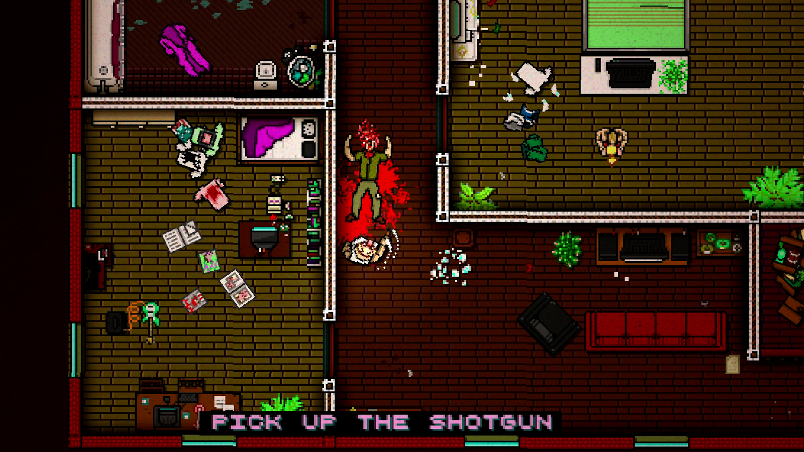 Hotline Miami 2: Wrong Number- screenshot