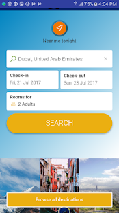 Cheap Hotels Booking Near Me by HotelsGuy - náhled