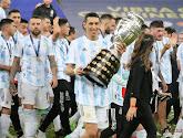 Copa América : Angel Di Maria offre la victoire à l'Argentine
