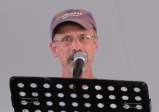 Photo: Our President, Dave Angell- Photo by Fred Robbins