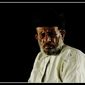 OLD MAN by Andi Halil - People Portraits of Men
