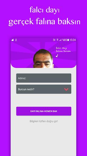 Falcı Dayı - Ücretsiz Fal Bak 1.3 screenshots 1