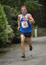 Photo: Winner of the main race was Barmouths Alun Williams in 0:59:00