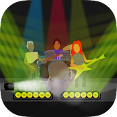Download Band Clicker Rock The Stadium APK on PC