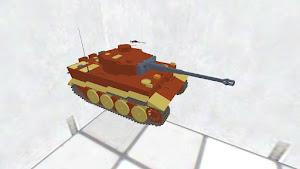 ティーガーⅠ  TigerⅠ   大戦末期ver