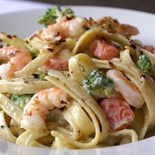 Prawn Cream Sauce Recipes.